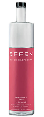 Effen Vodka Dutch Raspberry
